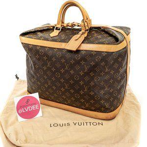 LOUIS VUITTON Cruiser 45 Huge Travel Bag